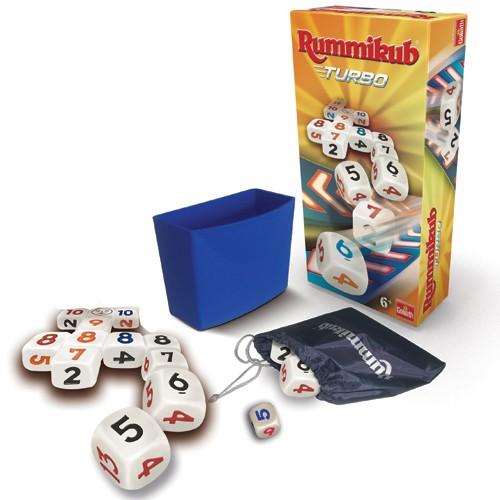 Spel Rummikub Turbo