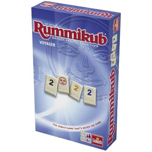 Spel Rummibub Reis