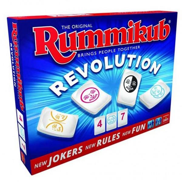 Spel Rummikub Revolution