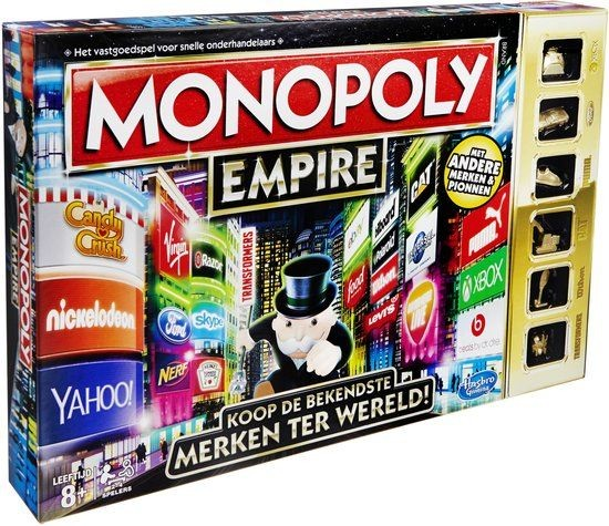 Spel Monopoly Empire