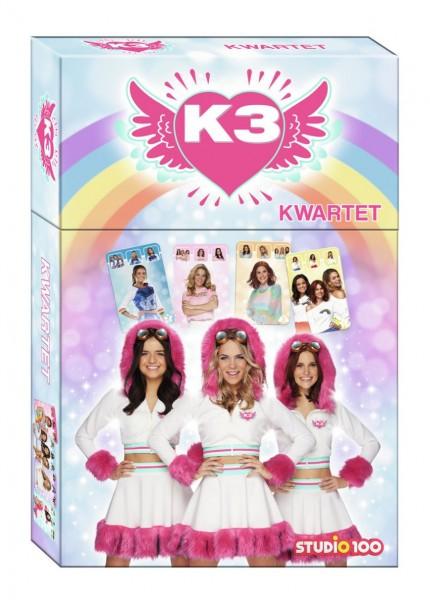 K3 Spel Kwartet