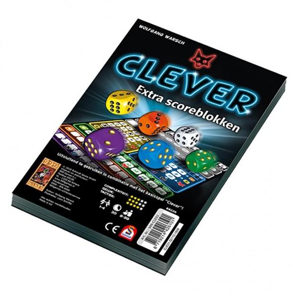 999-Games Clever Scoreblok 2 Stuks