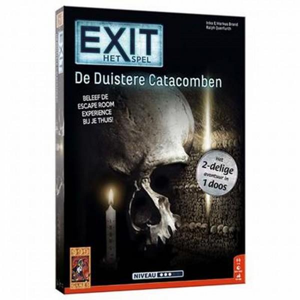 Spel Exit De Duistere Catacomben