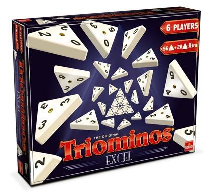 Spel Triominos Excel 6 Personen
