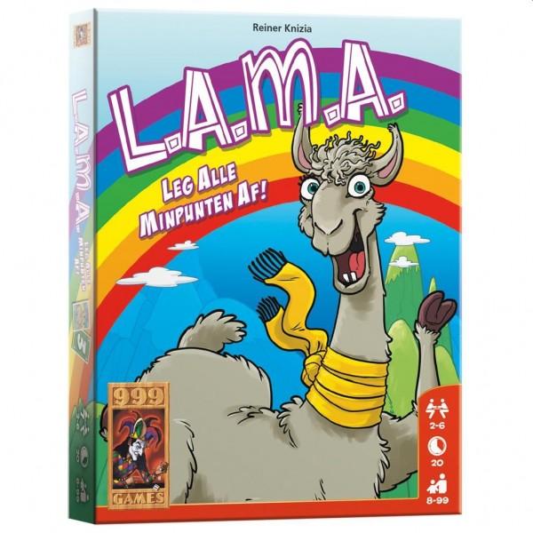 999- games Spel Lama