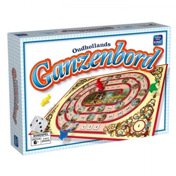 KINGSPEL GANZENBORD