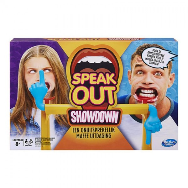 Spel Speak Out Showdown