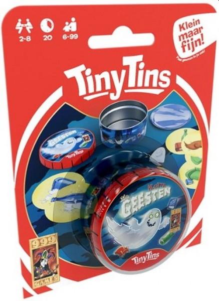 999-games Spel Tiny Tins Vlotte Geesten