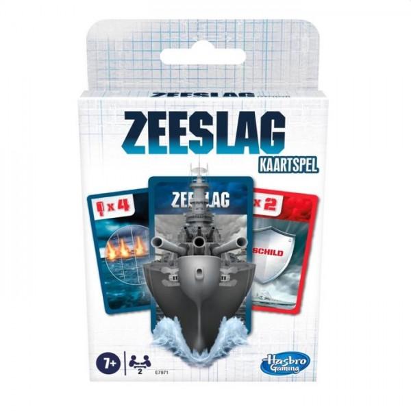 Hasbro Spel Zeeslag kaartspel