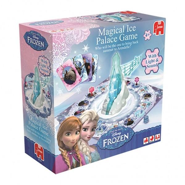 Jumbo Disney Frozen Magical Ice Palace Game