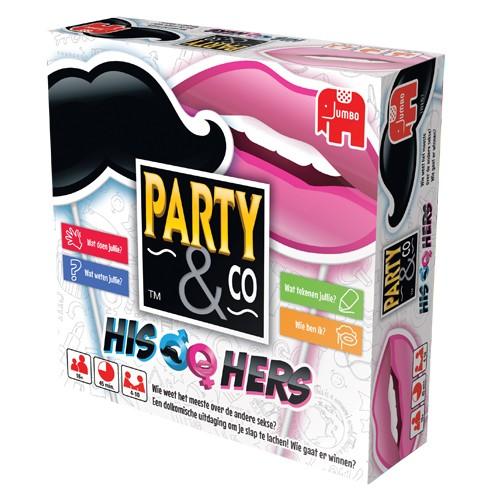 Jumbo spel Party en Co His & Hers