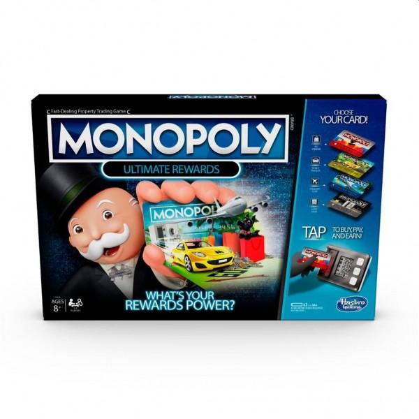 Hasbro Spel Monopoly Super Elektronisch Bankieren