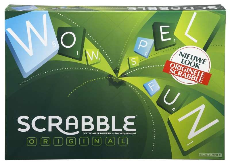 Spel Scrabble Original