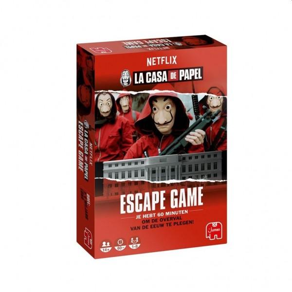 Jumbo Spel La Casa De Papel Escape Game
