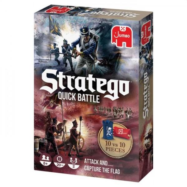 Spel Jumbo Stratego Quick Battle