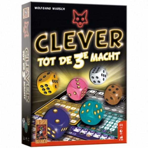 999 Games Spel Clever Tot De 3e Macht