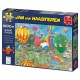 Jumbo Puzzel Jan van Haasteren Hooray Miffy 65 years (1000)