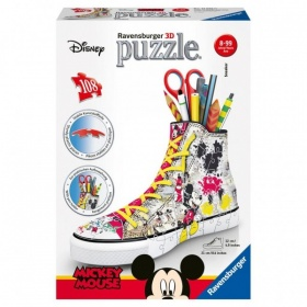 Ravensburger 3D Puzzel Sneaker Mickey Mouse