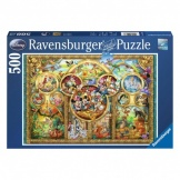 Ravensburger Puzzel Most Famous Disney Characters (500)