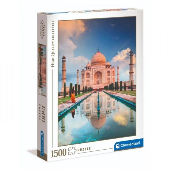 Puzzel Clementoni High Quality Taj Mahal (1500)