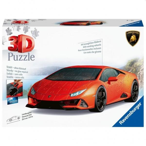 Ravensburger Puzzel 3D Lamborghini Huracán EVO
