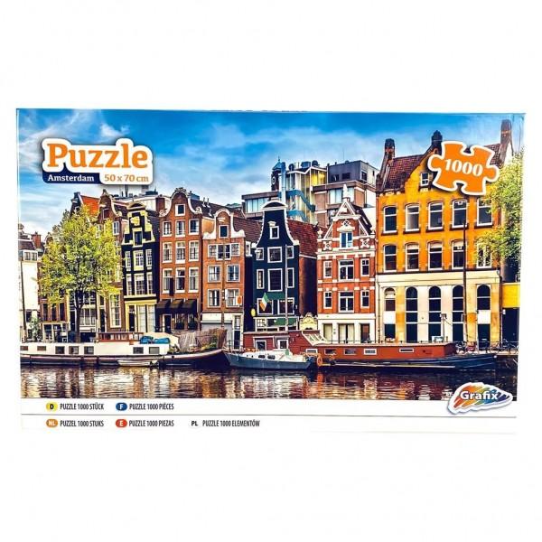 Grafix Puzzel Amsterdam (1000)