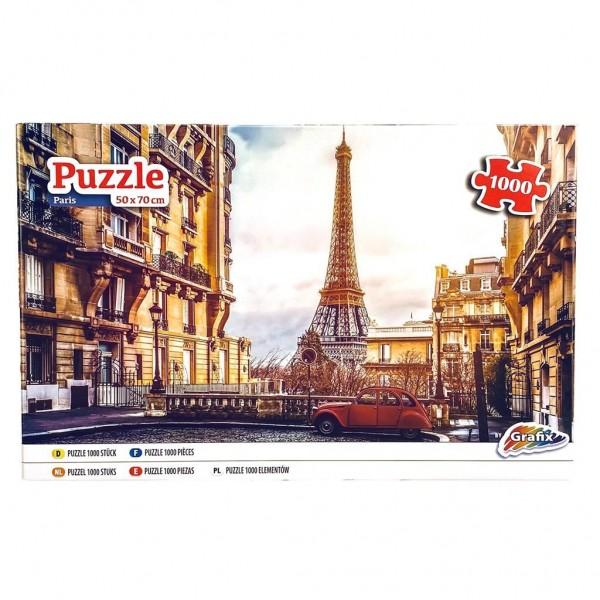 Grafix Puzzel Parijs (1000)