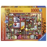 Ravensburger puzzel The Red Box (1000)