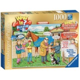 Ravensburger puzzel what if? 8 the racehorse (1000)