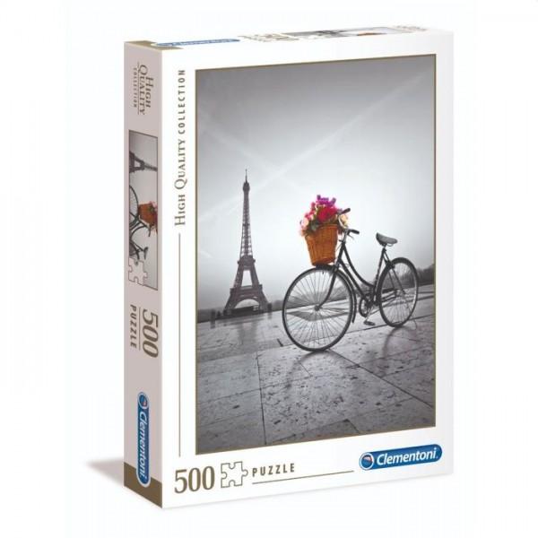 Clementoni Puzzel High Quality Parijs (500 stukjes)