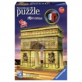Ravensburger Puzzel 3D Arc De Triomphe Night Edition