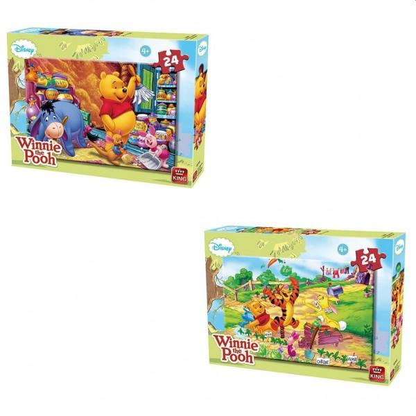 Puzzel Winnie The Pooh (24)
