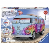 Ravensburger Puzzel 3D Volkswagen Bus Indian Summer (162)
