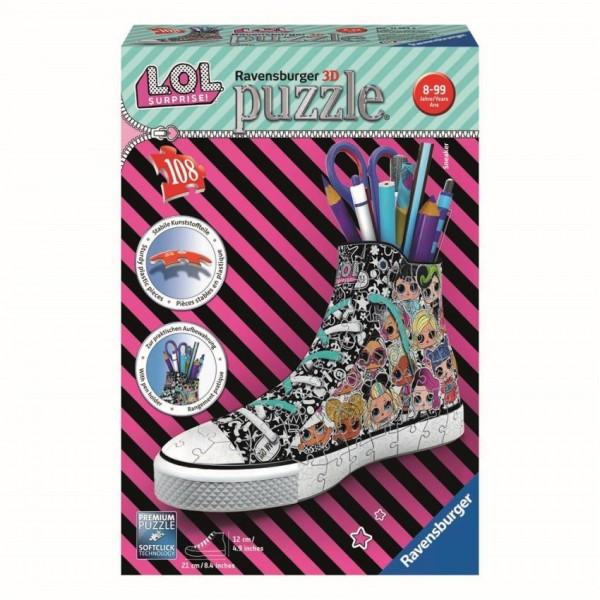 Ravensburger 3D-Puzzel Sneaker LOL