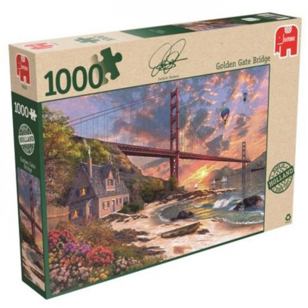 Jumbo Puzzel Golden Gate Bridge (1000)