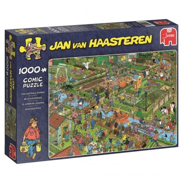 Puzzel Jan Van Haasteren De Groentetuin (1000)