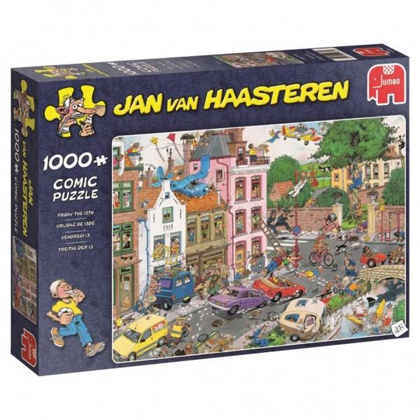 Jumbo Puzzel Jan Van Haasteren Vrijdag De 13e (1000)