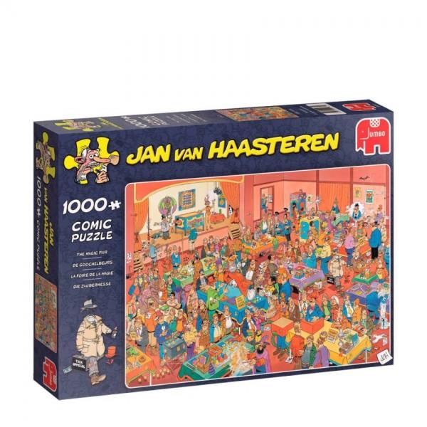 Jumbo Puzzel Jan van Haasteren legpuzzel (1000)