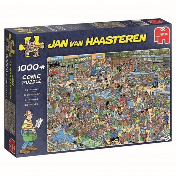 Jumbo Puzzel Jan Van Haasteren De Drogisterij (1000)