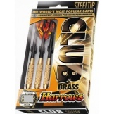 Dartset Brass Club 21 Gram