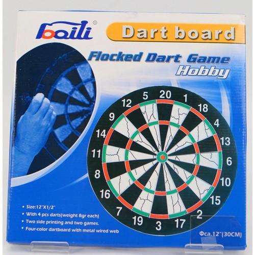 Dartboard 30x1,3cm