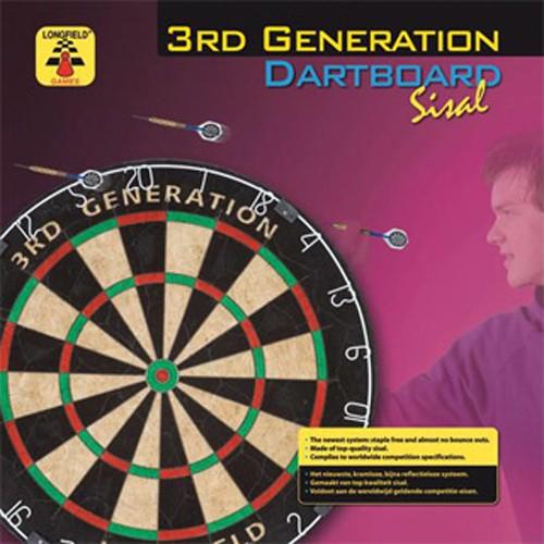 Dartboard Longfield 3rd Generation