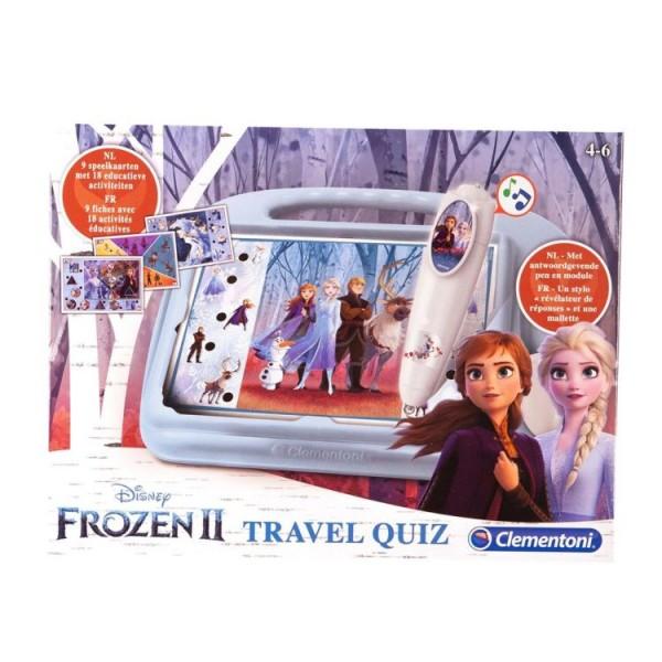 Travel Quiz Frozen 2