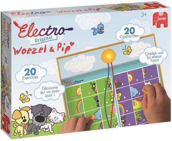 Woezel En Pip Electro Original
