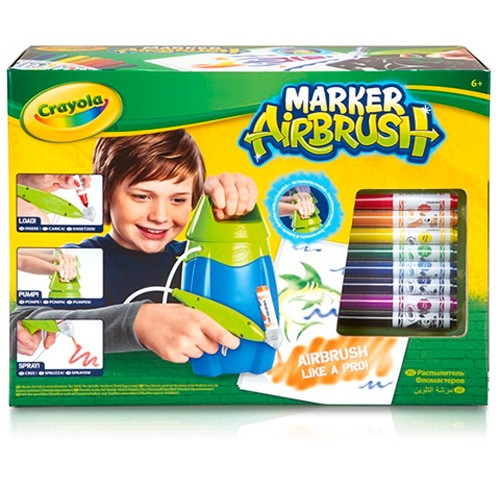 Crayola Airbrush set Crayola