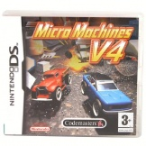 Nds micro machines