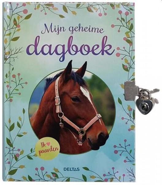 Boek Mijn Geheime Dagboek Paarden