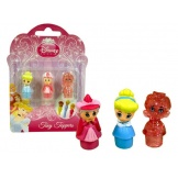 Princess Tiny Toppers 3 stuks