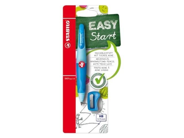 Stabilo Easy Ergo rechts Blauw