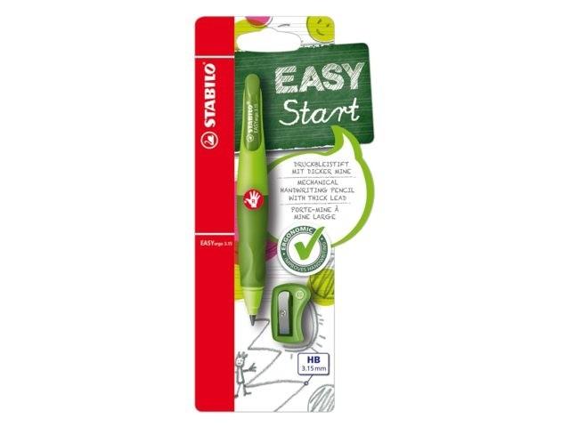 Stabilo Easy Ergo rechts Groen